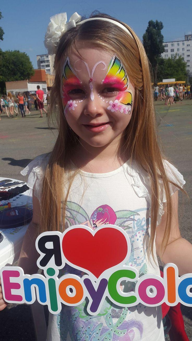 #enjoycolors прелестная бабочка :)