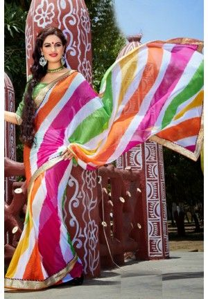 Georgette Lehriya Saree Product Code: FHLASANG1262 Availability:In Stock Price: Rs.1,778