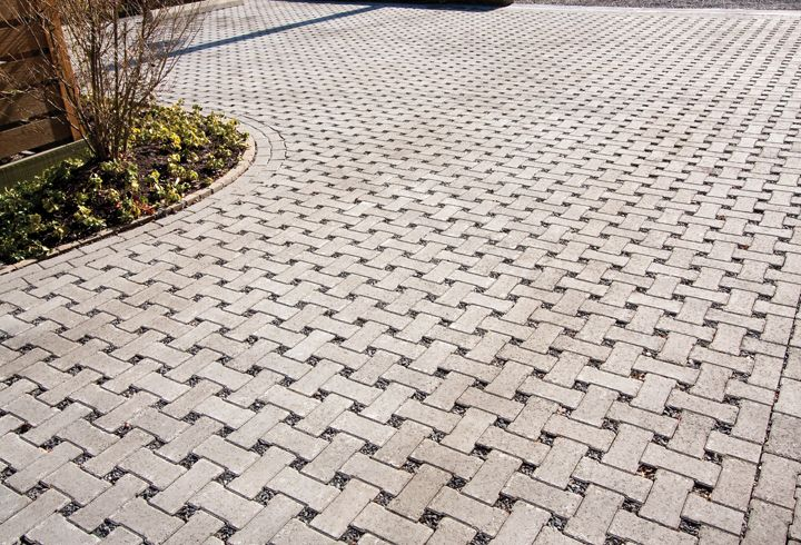 permeable pavers google search outdoor decorating ideas pinterest driveway pavers. Black Bedroom Furniture Sets. Home Design Ideas