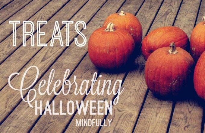 Celebrating Halloween Mindfully | Treats | Tiny Peasant