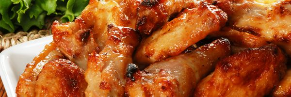 Buffalo Chicken Wings Recipe Image