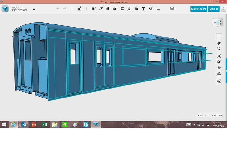 CAD鉄ブログ #3Dprinting
