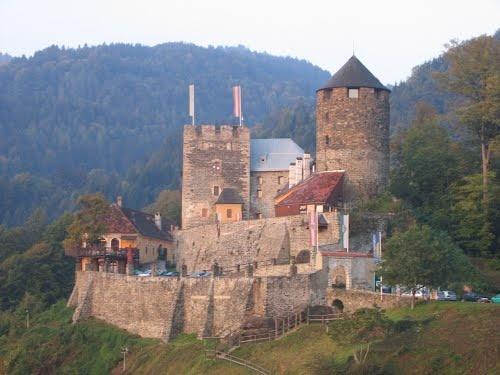 Burg Deutschlandsberg, Austria