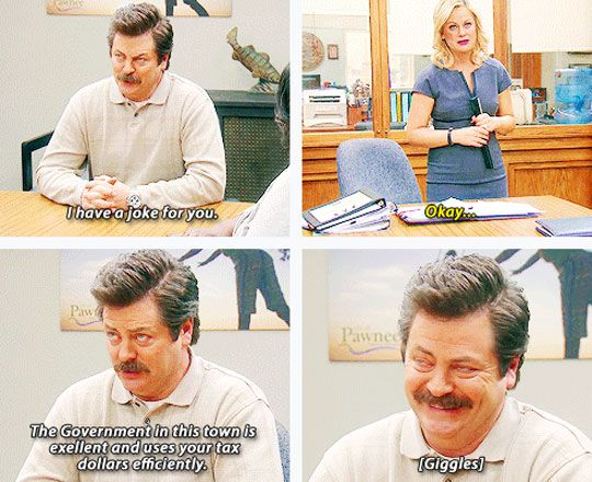 Classic Ron Swanson Joke // tags: funny pictures - funny photos - funny images - funny pics - funny quotes - #lol #humor #funnypictures