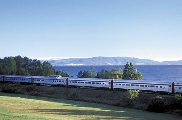 Travel between Canada's largest cities in comfort and security with VIA Rail!