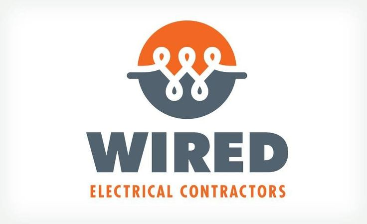 Logo design and corporate identity for an electrician in MA.