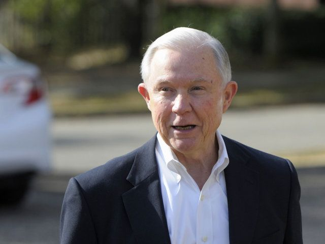Sessions: Trade deal opens immigration floodgates, OK's future Obama changes.  So basically with this agreement Obama will do what all despots do.  Change things with a phone call and a stroke of a pen.