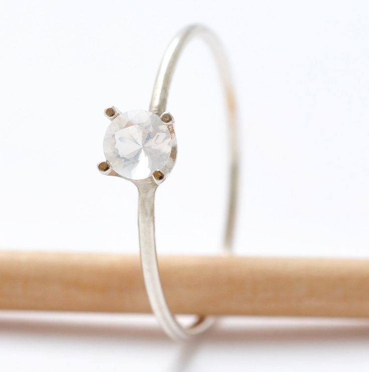Promise Ring: Opal Rings, Opal Promise Rings, Opal Jewelry, October Birthstone Jewelry, Simple Rings, Sterling Silver Promise Rings by BlueRidgeNotions on Etsy https://www.etsy.com/listing/153324689/promise-ring-opal-rings-opal-promise