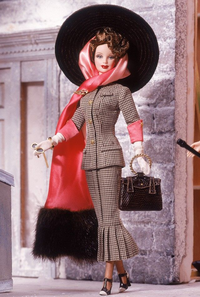 Publicity Tour™ Barbie® Doll | Barbie Collector