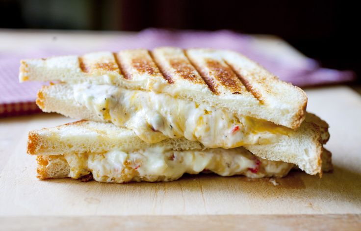 Pimento Grilled Cheese Sandwich 3