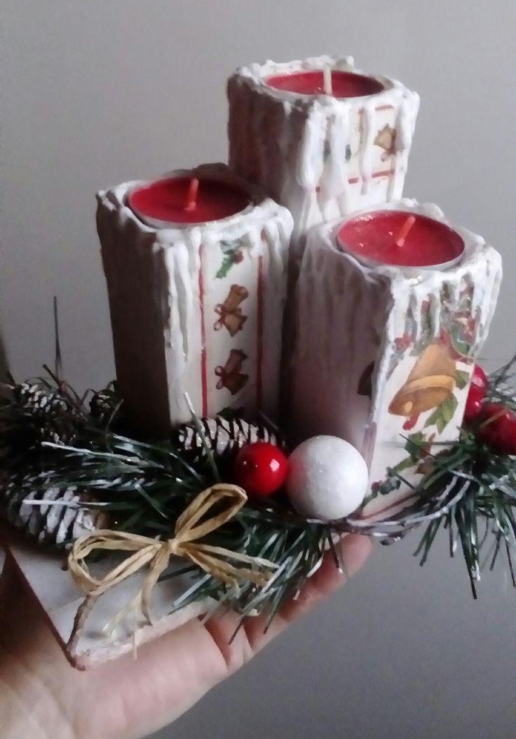 ozdoby Świąteczne autorstwa Anna Borowczyk