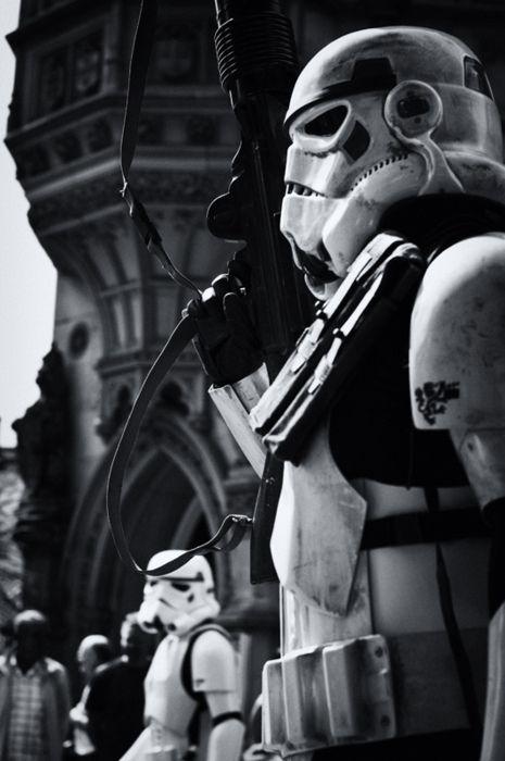 Storm Trooper - Star Wars