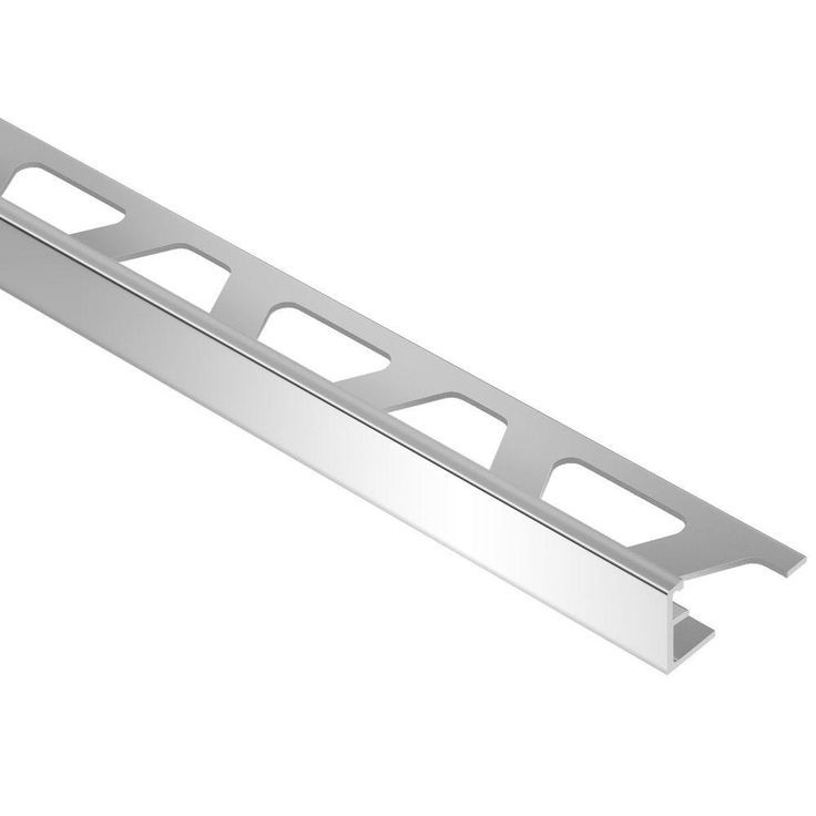 Schluter Schiene Aluminum 1 4 In X 8 Ft 2 1 2 In Metal L Angle Tile Edging Trim Aluminum Edging Ft Langle Metal Schiene Sc Aluminium Metall Fliesen