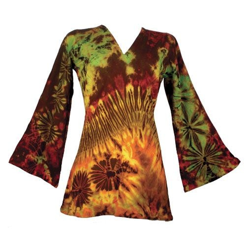 plus size hippie clothing hippy sleeve le