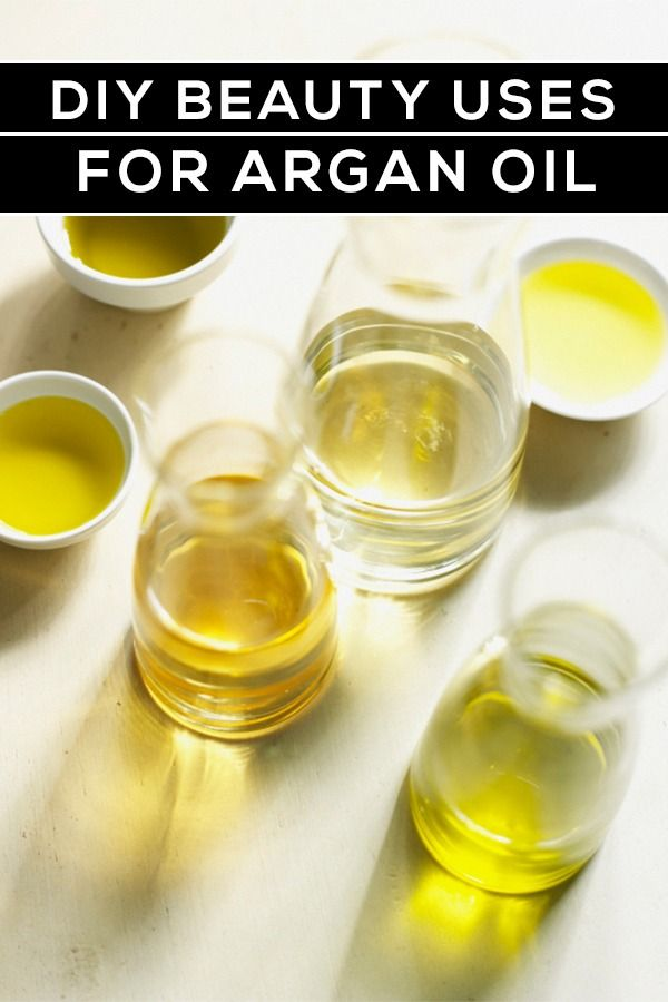 diy uses for argan oil