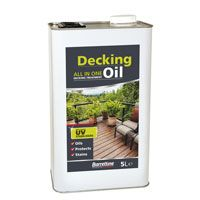 Barrettine Decking Oil | Protect and Enhance your Decking
