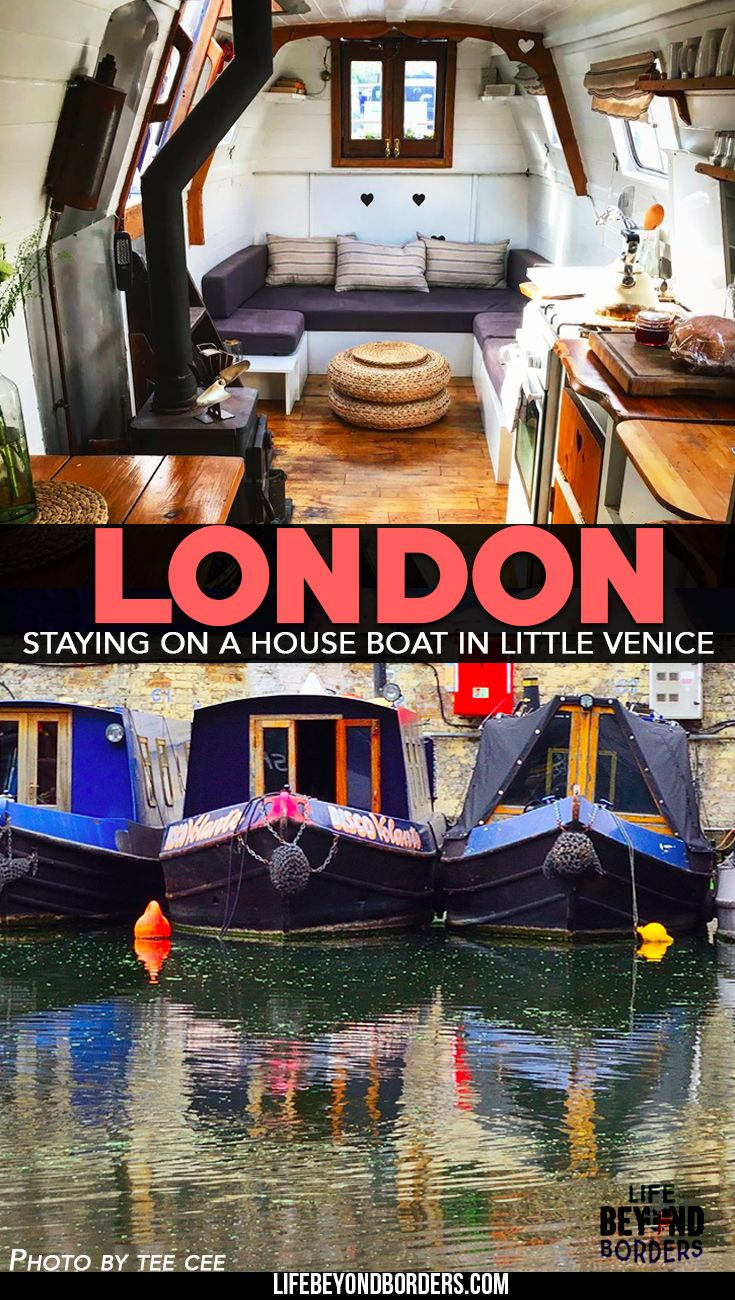 Have you ever considered staying on a canal boat when visiting London? This Boutique Barge experience is cheaper than a hotel - and a novel experience