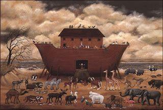 Ιστορίες της Βίβλου: Ο ΚΑΤΑΚΛΥΣΜΟΣ ΤΟΥ ΝΩΕ