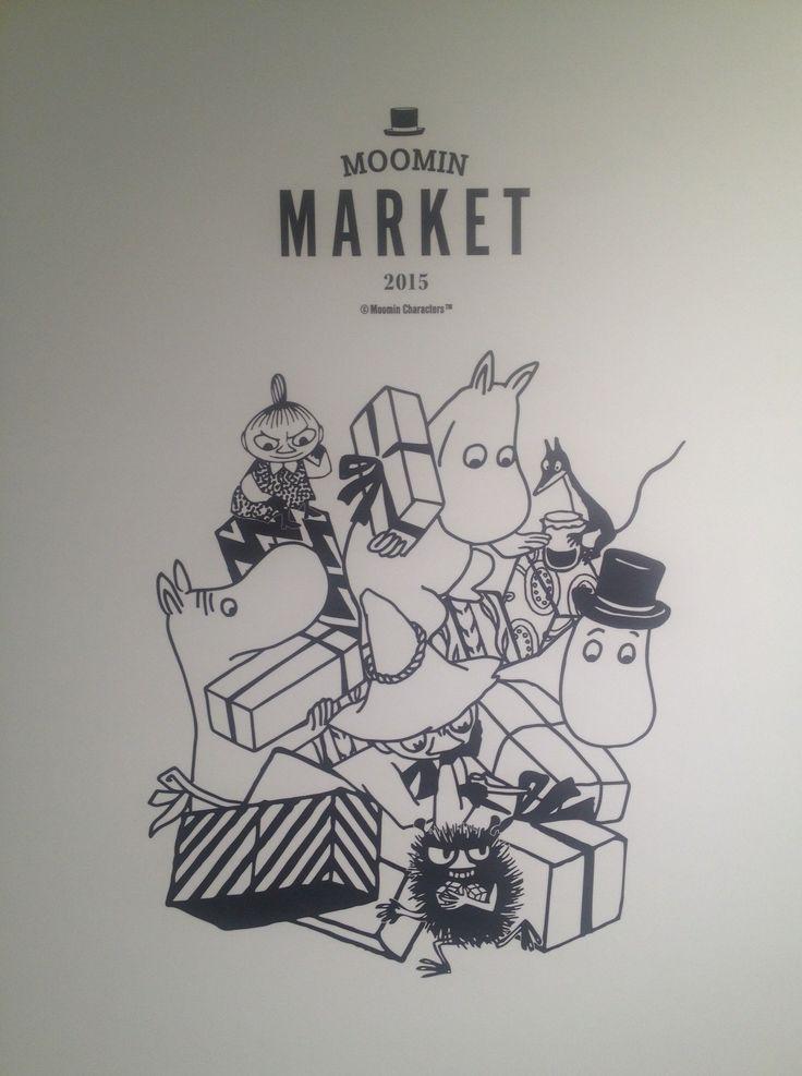 ムーミンマーケット2015 池袋