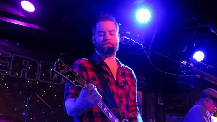 David Cook - Secret Garden - Knucklehead's - Kansas City, Mo - 1/4/14