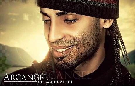 Arcangel.  Reggeton music singer.