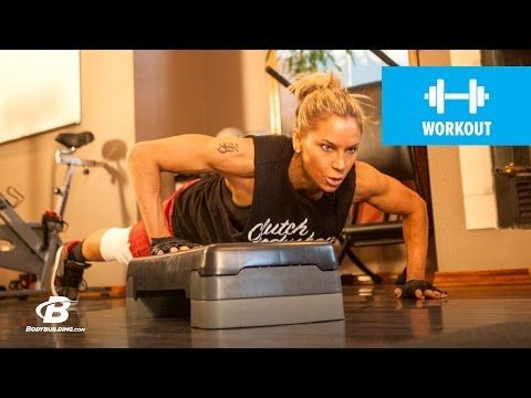 Day 3 | 30 Minute at Home Strength Workout | Clutch Life: Ashley Conrad's 24/7 Fitness Trainer - YouTube
