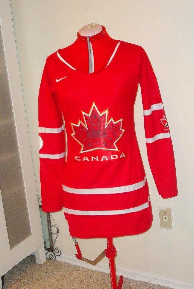 Team Canada Dress