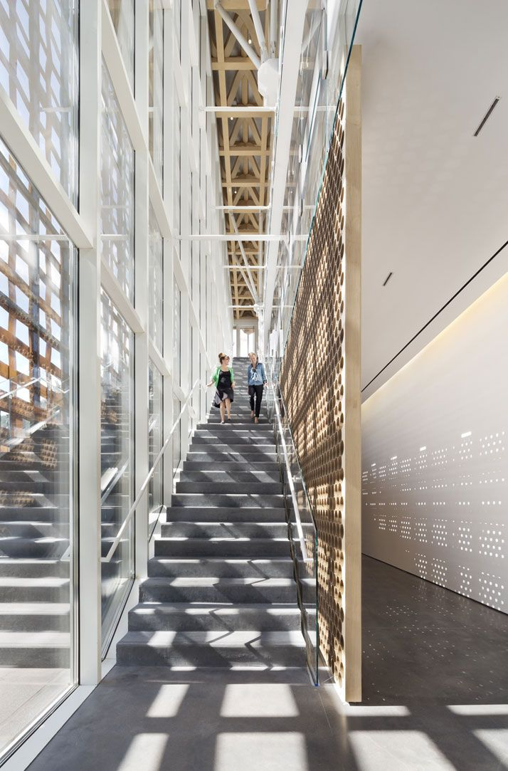 nnmprv: New Aspen Art Museum by Shigeru Ban