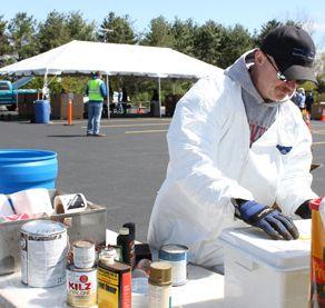 7 best safe sharps disposal images on pinterest for Household hazardous waste facility design