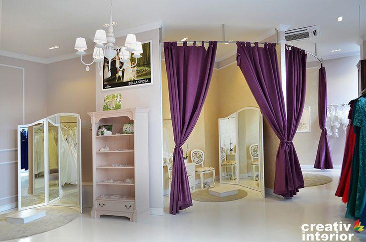 Design Interior – Salon Rochii Mireasa Bella Sposa