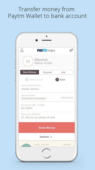 Paytm Wallet by Paytm Mobile Solutions