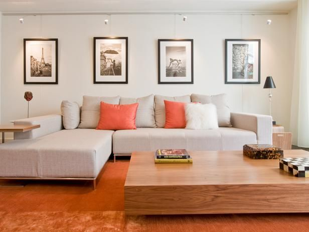 Modern Living-rooms from Andreas Charalambous on HGTV