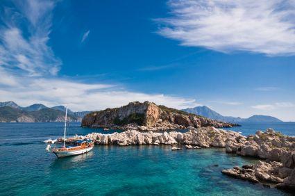 Coasting the Mediterranean