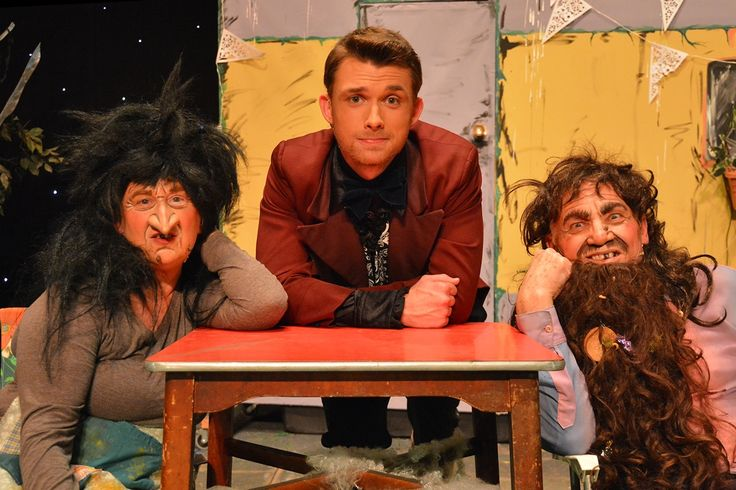 The Twits - Roald Dahl - Rotherham Rep - Rotherham Civic Theatre - February 2016