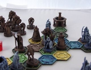 3D Print Your Own Board Game With Pocket Tactics