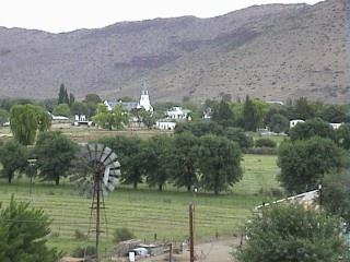 Nieu Bethesda, Karoo