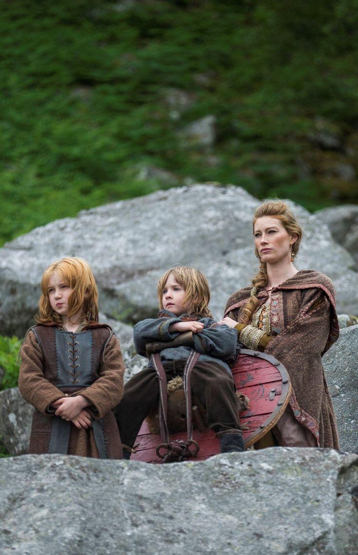 Vikings (Season 4 - 1st part) published by Blixtnatt