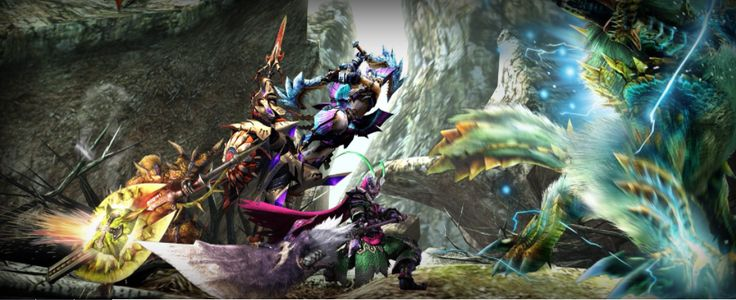 Monster Hunter 4 Ultimate just won Best 3DS Game of 2015 award from DESTRUCTOID : click 4 link . Your favorite game of 2015 what is? thank  if you answer