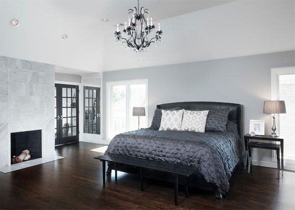 Bedroom Ideas Leather Bed best 25+ black leather bed ideas on pinterest | vaulted ceiling