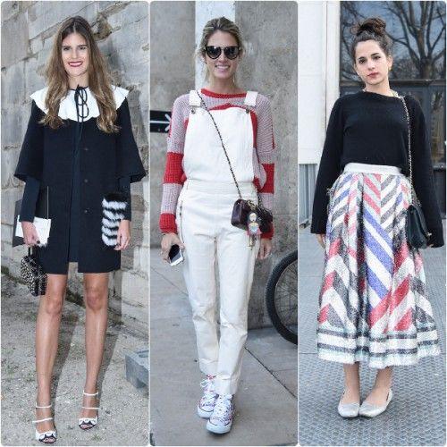 Paris Fashion Week: 6 πράγματα που μάθαμε από το streetstyle στο Παρίσι
