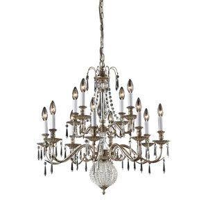 Chandelier Lighting Experts Hereford Twelve Light Crystal Pendant