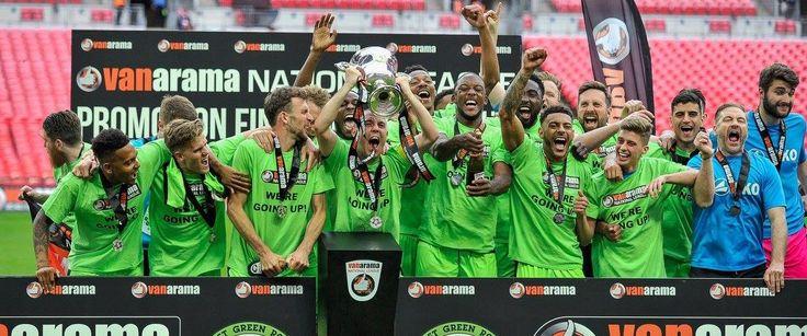 Angleterre: le club de football vegan de Forest Green Rovers monte en 4e division