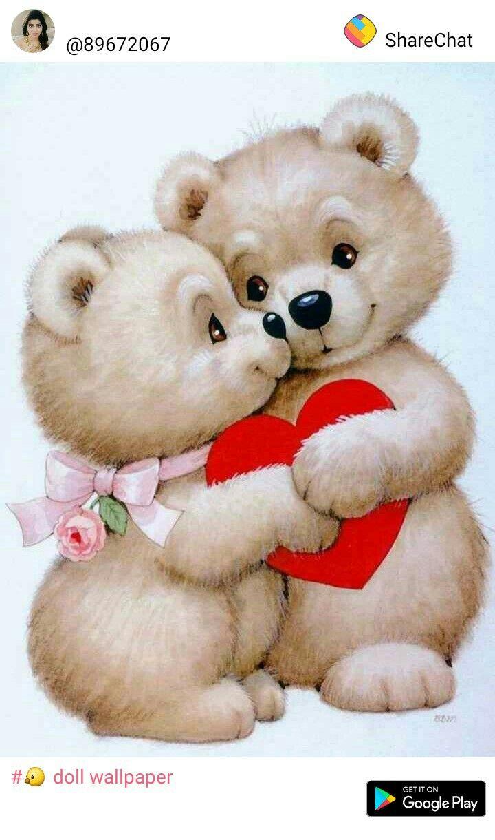 Pin By Monisha On Sk Teddy Bear Wallpaper Cute Teddy Bear Pics Teddy Bear Pictures