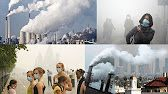 air pollution dangerous  world wide problem