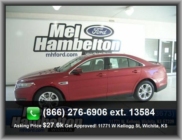 2013 Ford Taurus SEL Sedan  Curb Weight: 4, Simulated Carbon Fibre Center Console Trim, Privacy Glass: Light,