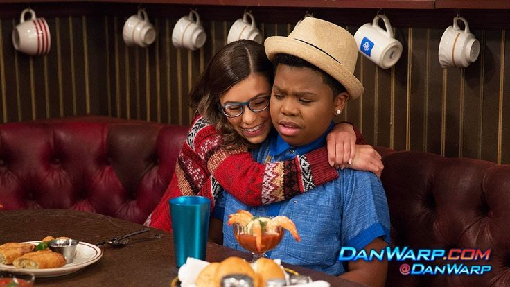 "Does Trip Love Babe? | Babe Gets Crushed | ""Game Shakers"" 