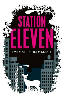 Emily St. John Mandel: Station Eleven Possibly the best realistic take on post-apocalyptica ever written.  Scrap that. THE best Post apocalyptic piece of fiction ever created... okok, it's a tie between this and Salute of the Jugger.