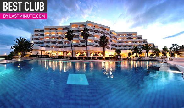 Séjour Tunisie Lastminute, promo séjour Tunis pas cher au Hôtel Club Le Village Président 3* prix promo Lastminute de 369,00 € TTC au lieu de 631,00 €