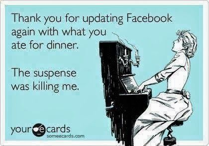 Facebook Humor | Funny Technology - Community - Google+ via Samia Elsaid | #facebook #ecard