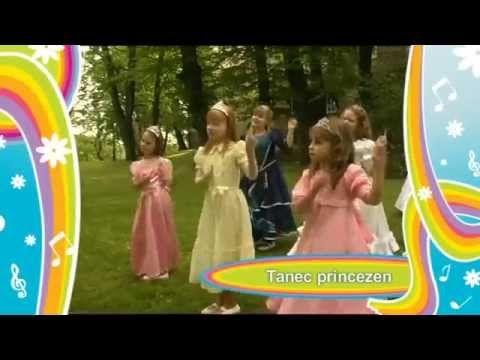 Cvičíme s Míšou 3   Tanec princezen